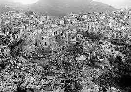 devastazione del terremoto del Belice