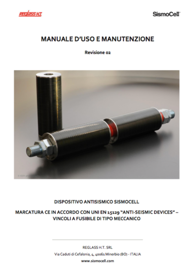 Manuale Sismocell